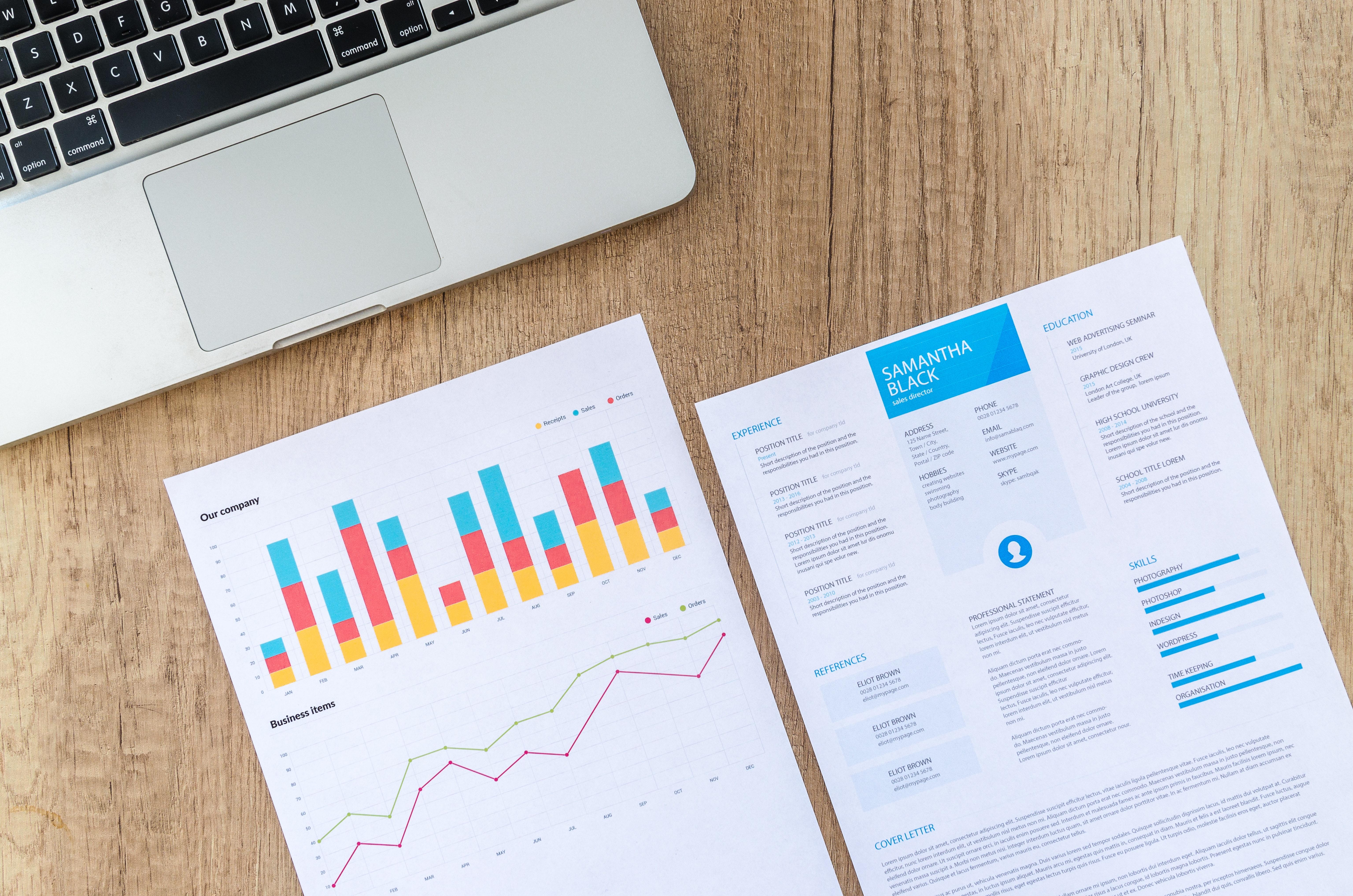 Cum să scrii un CV care să te vândă în 2020
